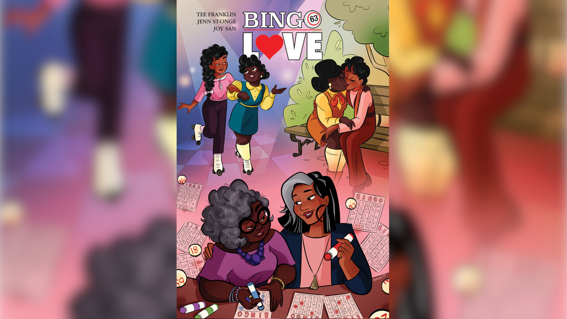 Bingo Love: Playing the romance game later in life