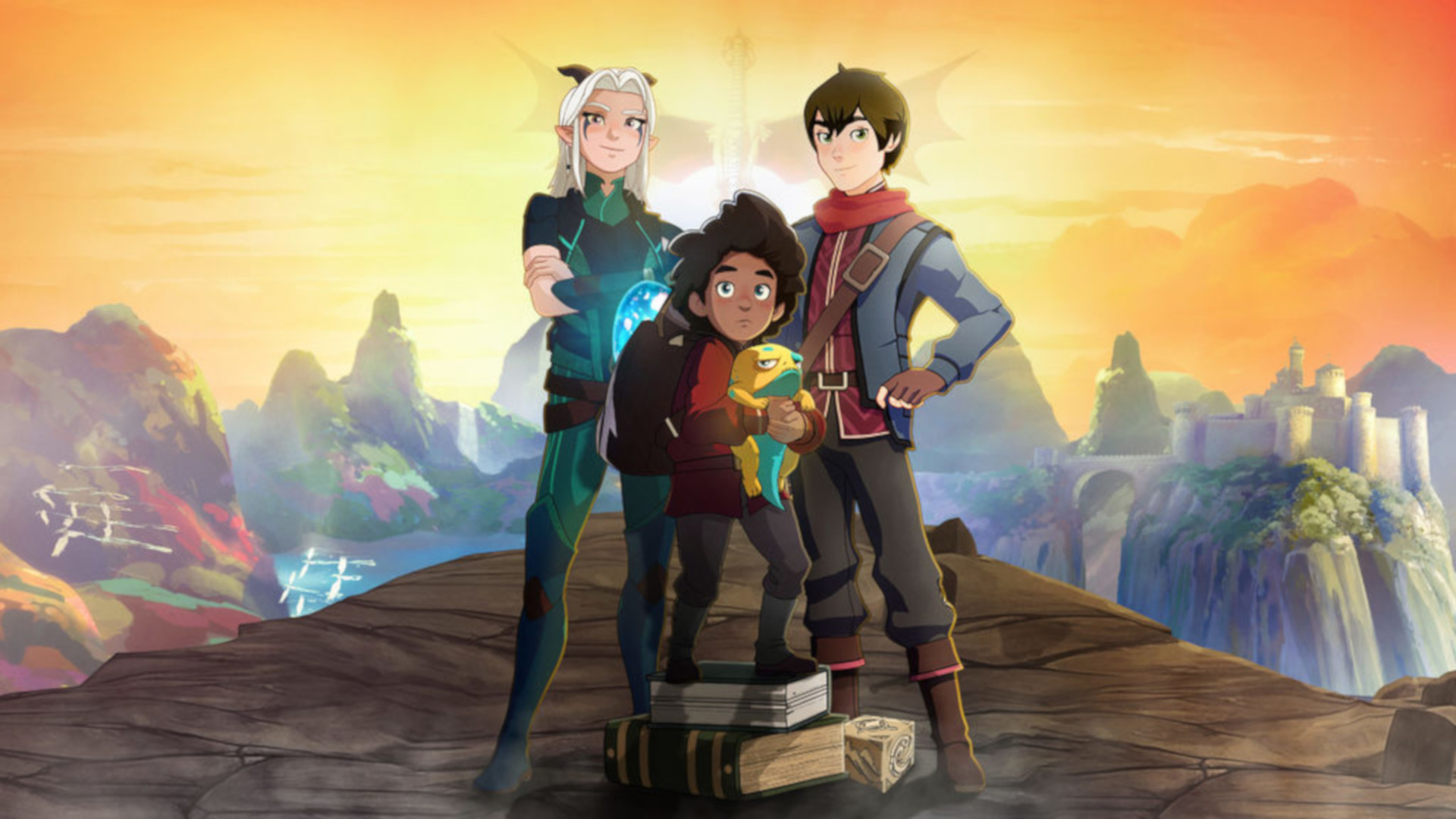 The Dragon Prince: Belated LGBTQ inclusion falls into a trope trap