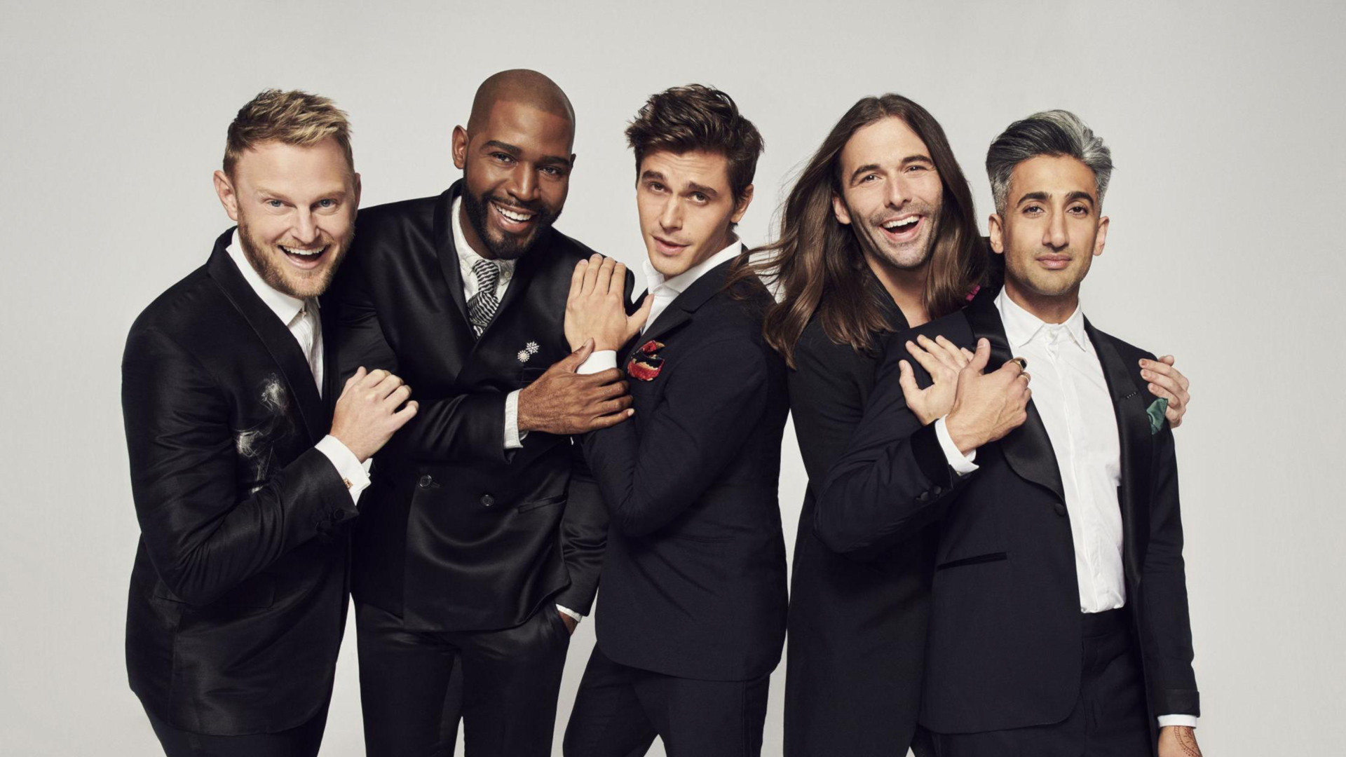 Queer Eye: Winning over hearts and minds while making over style