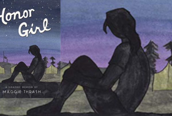 the cover of Honor Girl by Maggie Thrash